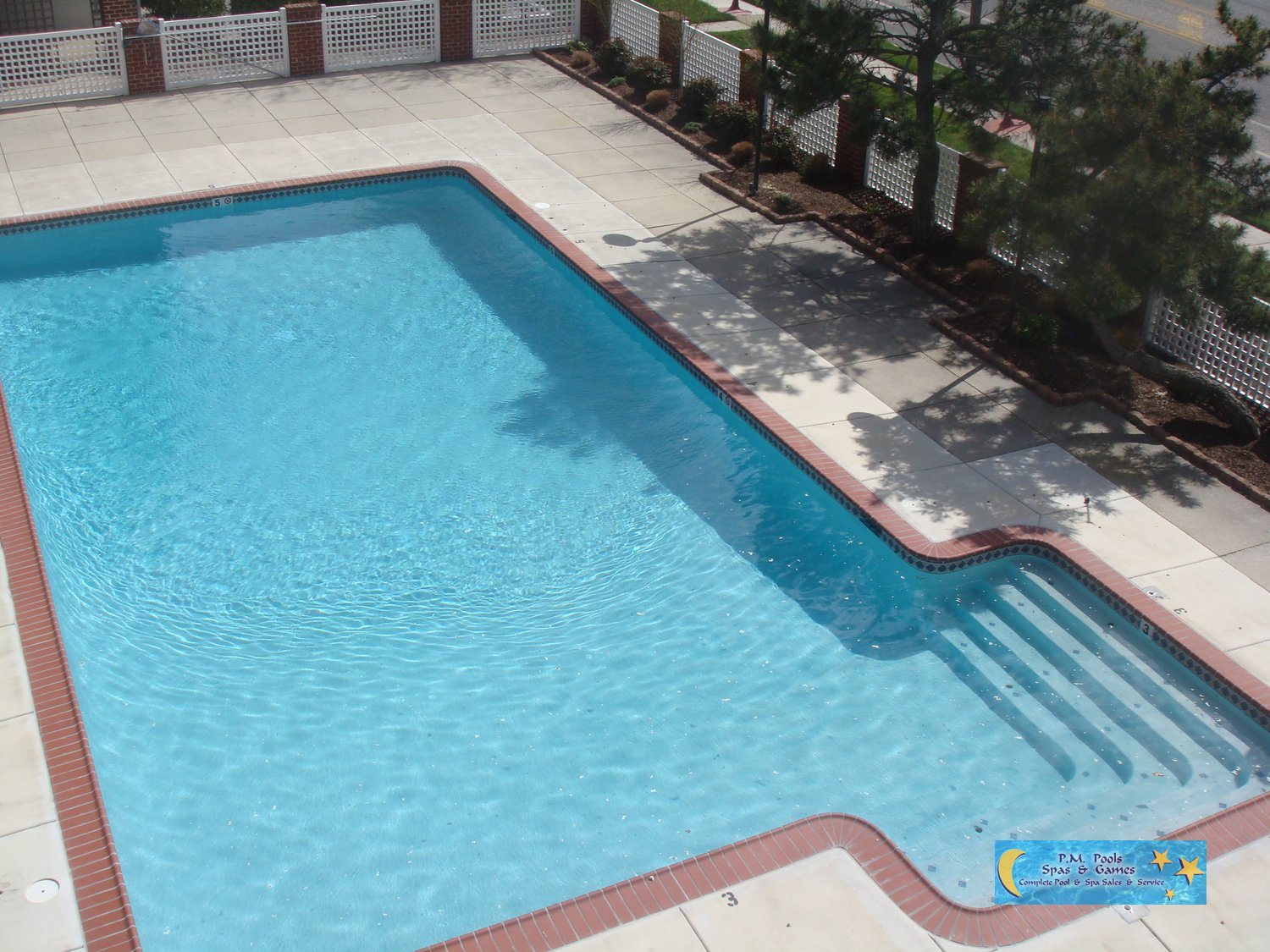 Concrete swimming pools avalon p m pool for Concrete swimming pool