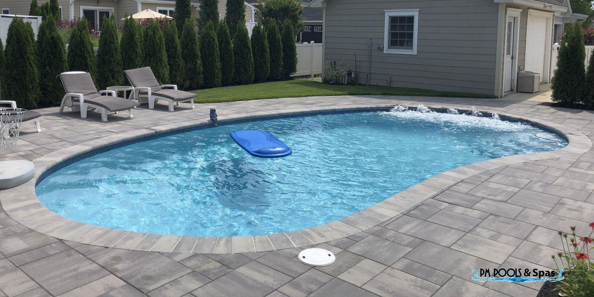 Concrete Swimming Pools Avalon - P.M. Pool